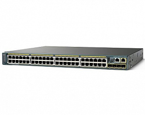 Cisco Catalyst 2960S-48FPS-L Ethernet Switch