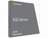 Microsoft SQL Server Standard 2014 Single OLP NL