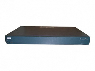 Cisco 2621XM CISCO2621XM Modular 2600 Series 1U Rack Mountable Router [Refurbished]