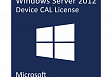Microsoft Windows Server 2012 CAL Single OLP NL Device License