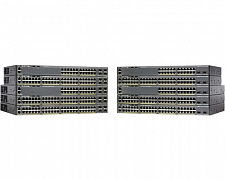 Cisco Catalyst 2960-X48 GigE